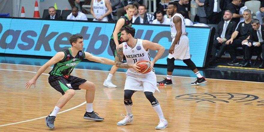 Potanın Kartalları, FIBA Şampiyonlar Ligi'nde galip!