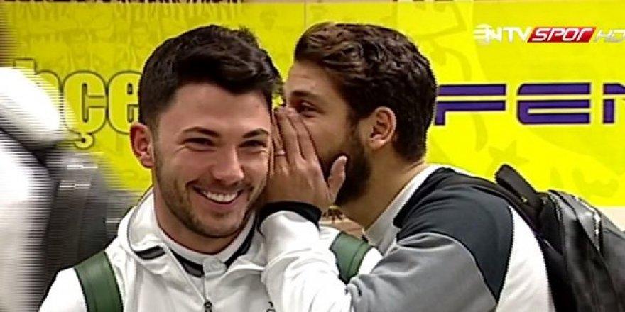 Tolgay'dan Fenerbahçe'ye gönderme