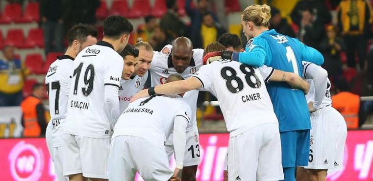 Beşiktaş'ın 13. hafta kabusu bitti