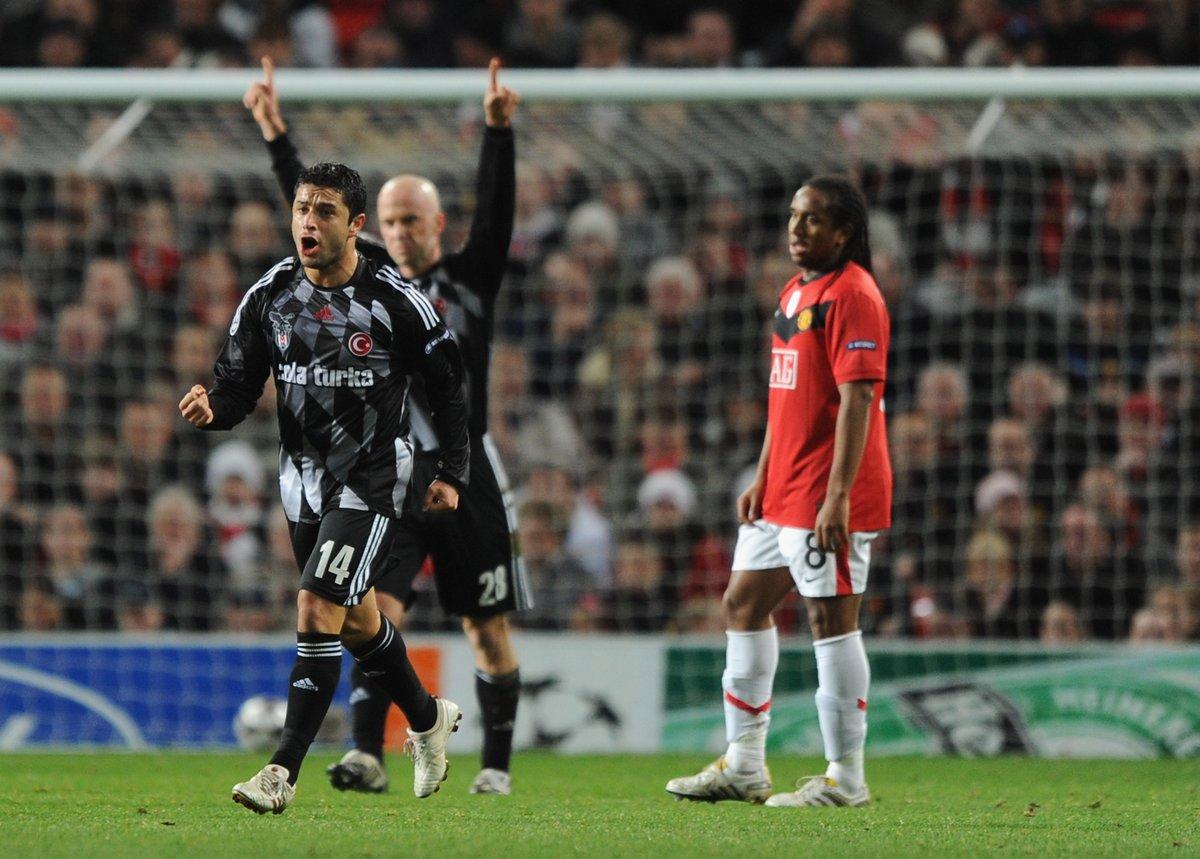 TARİHTE BUGÜN | Beşiktaş, Manchester United'ı evinde yendi