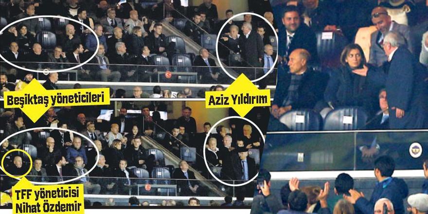 Aziz Yıldırım çirkinleşti, Beşiktaş şikayette bulundu!