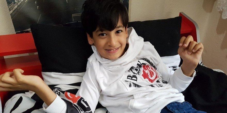 Ankaralı Beşiktaşlılar minik Hamza için buluştu!