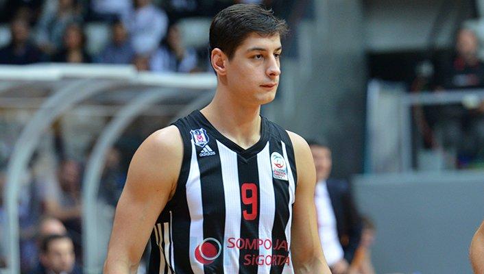 Samet Geyik, Beşiktaş'tan ayrıldı