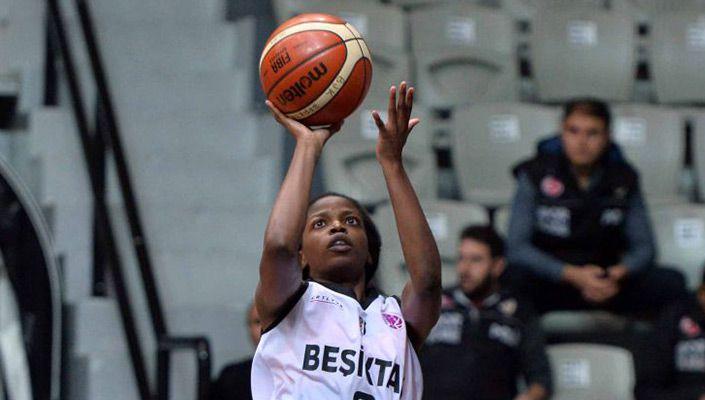 Beşiktaş Kadın Basketbol takımından EuroCup'ta galibiyet
