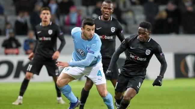 Malmö ile Genk, Beşiktaş için oynadı!