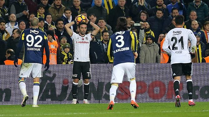 Gökhan Gönül'den açıklama: ''Maçta bana gösterilen tepki..''