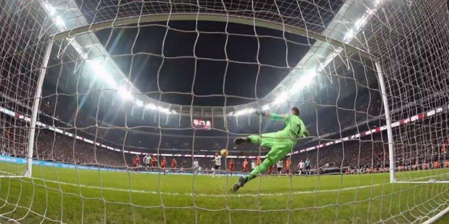 Kare kare Adem Ljajic'in Galatasaray'a attığı gol (VİDEO)