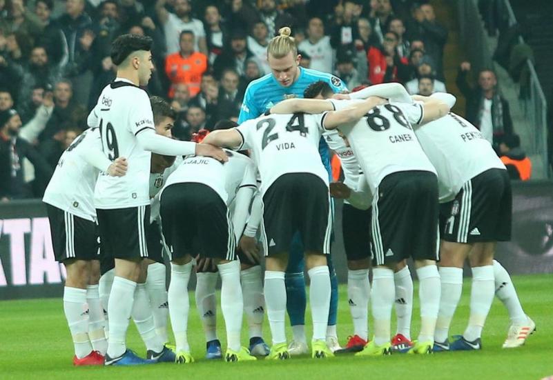 SON DAKİKA | Akhisarspor - Beşiktaş maçı 11'ler belli oldu