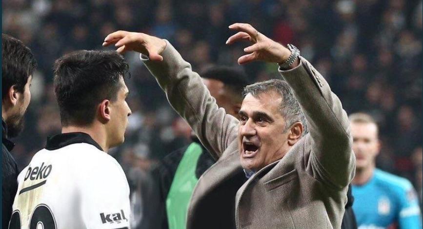 """Şenol Güneş, yönetimin yeni sözleşme kararı sonrası ilk kez konuştu: """"Her şey Beşiktaş'ın iyiliği için!"""""""