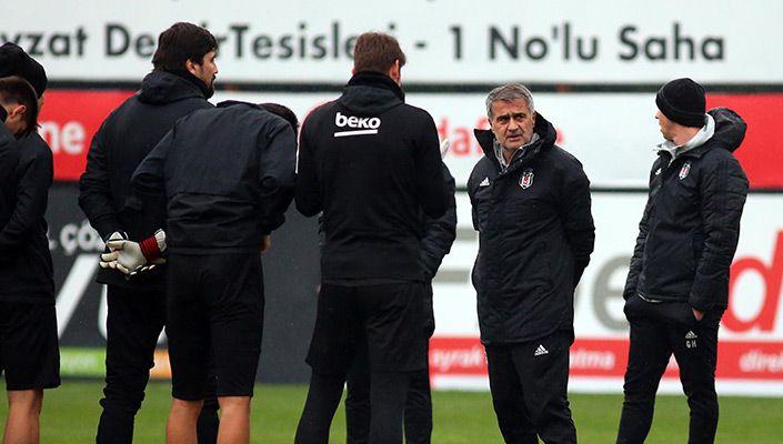 Beşiktaş, Malmö maçına hazırlanıyor