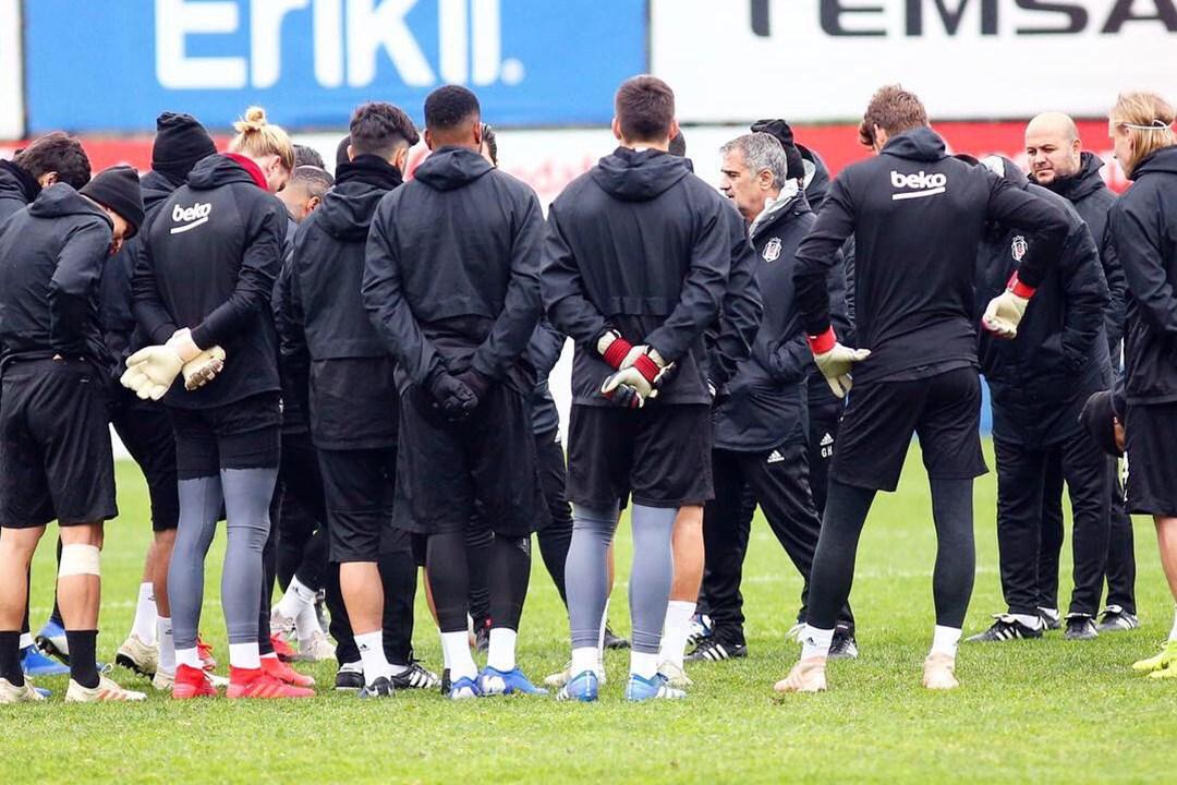 Beşiktaş'ta Malmö maçının 11'i şekilleniyor! İşte Şenol Hoca'nın kafasındaki 11