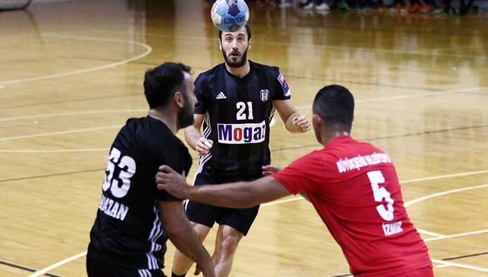 Beşiktaş Mogaz, Türkiye Kupası'nda galip