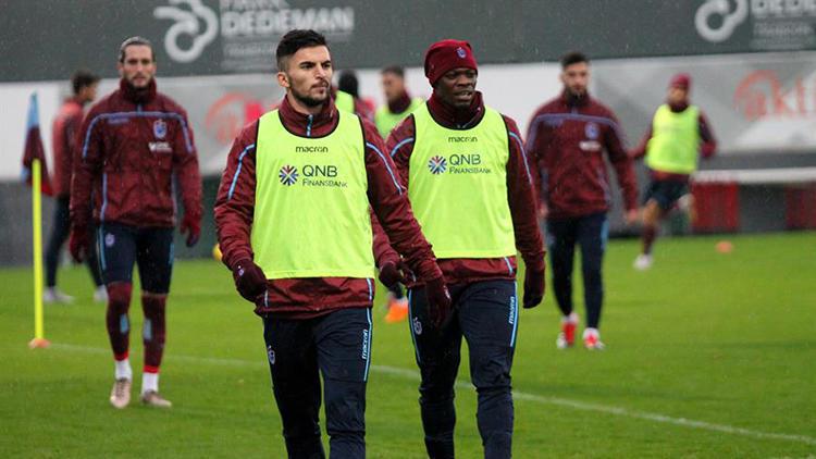 Trabzonspor, Beşiktaş'a hazırlanıyor! 4 oyuncu eksik...