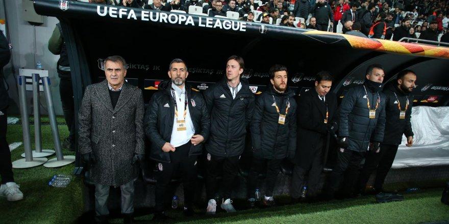"""""""Birlik beraberliğini yitirmiş bir takımın dün final niteliğinde bir maçı oynaması mucizeydi"""""""