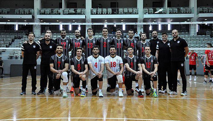 Beşiktaş Erkek Voleybol Takımı deplasmanda mağlup