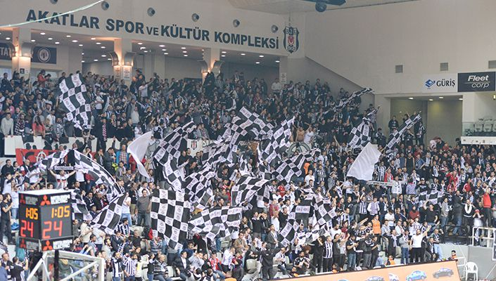 Beşiktaş'ın Banvit maçı biletleri satışta