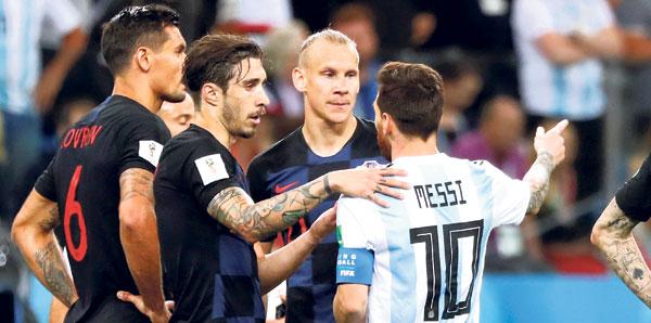 """Vida: """"Messi en çok bizi beğeniyordu"""""""