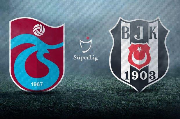 Trabzonspor - Beşiktaş maçının hakemi kim?