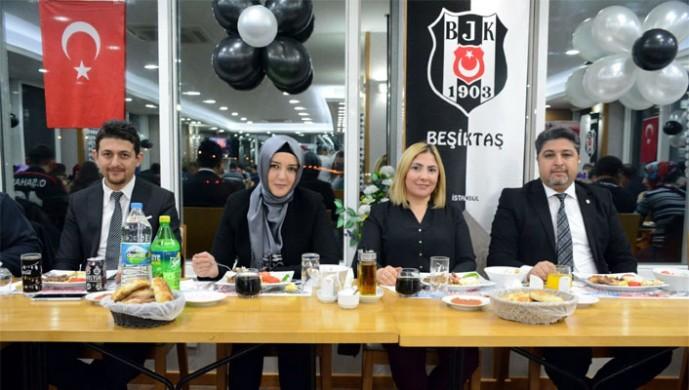Gediz'de Beşiktaşlılar buluşması