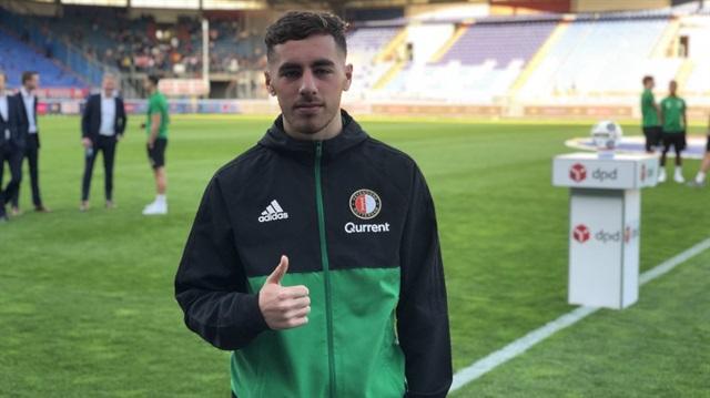 Beşiktaş'ın gözdesi Orkun Kökçü için Feyenoord kararını verdi