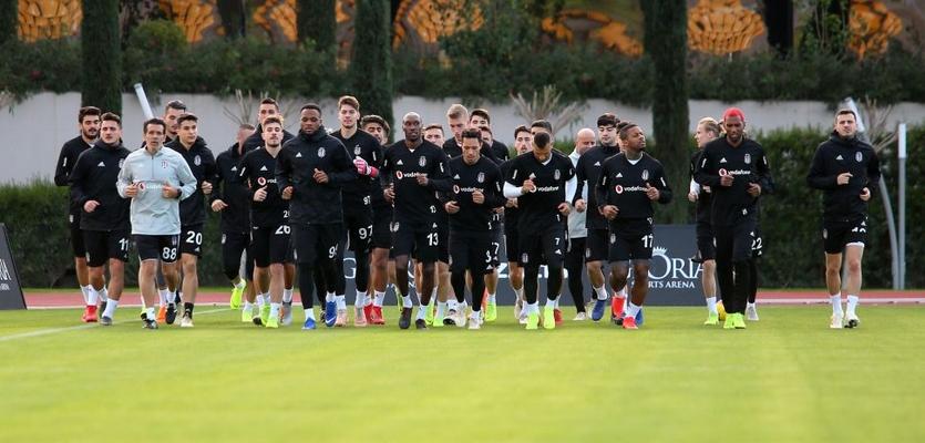 Beşiktaş sezon başı kampını Erzurum'da mı yapacak?