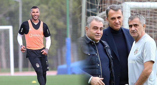 Beşiktaş'ta bir dönem daha kapanıyor!
