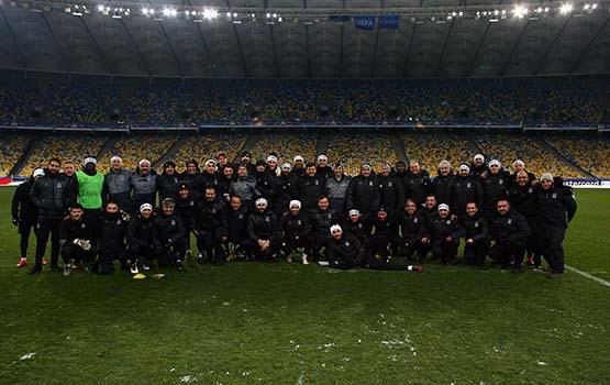 Dinamo Kiev'a karşı 11'de sürpriz!