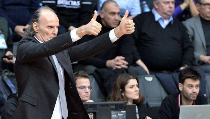 """Dusko Ivanovic: """"Maçın ilk yarısını onların temposuyla oynadık"""""""