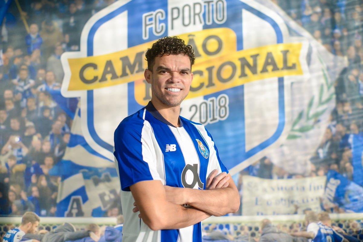 """Porto Başkanı'ndan Pepe açıklaması: """"Porto'ya dönmek için nelerden vazgeçtiğini..."""""""
