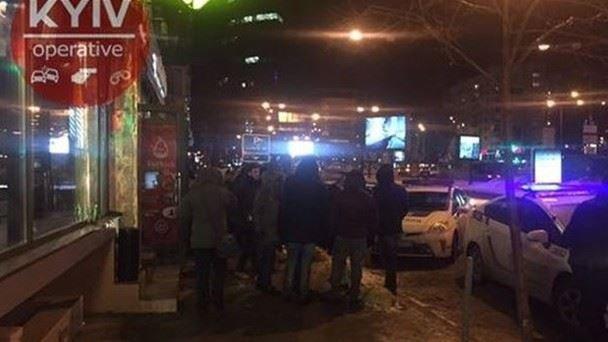 Kiev'de olay! Beşiktaşlının parmağı kırıldı