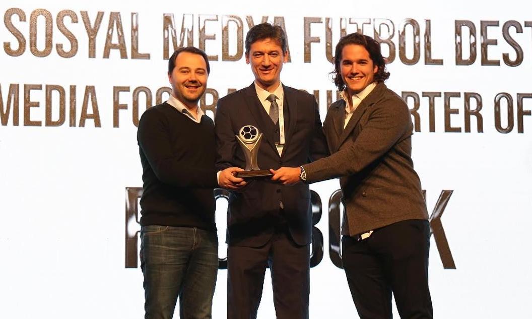FIFEX Futbol Endüstrisi Ödülleri sahiplerini buldu