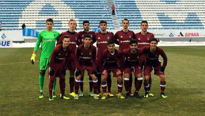 Dinamo Kiev:3 Beşiktaş:1 (Genç Takım)