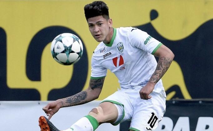 Kolombiyalı Neymar'ı Beşiktaş'a önerdiler