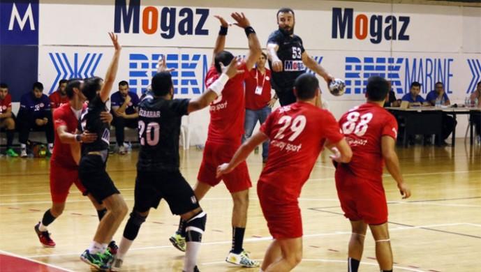 Beşiktaş Mogaz'ın maç programı belli oluyor