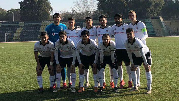Beşiktaş'ın gençleri Akhisar'la berabere