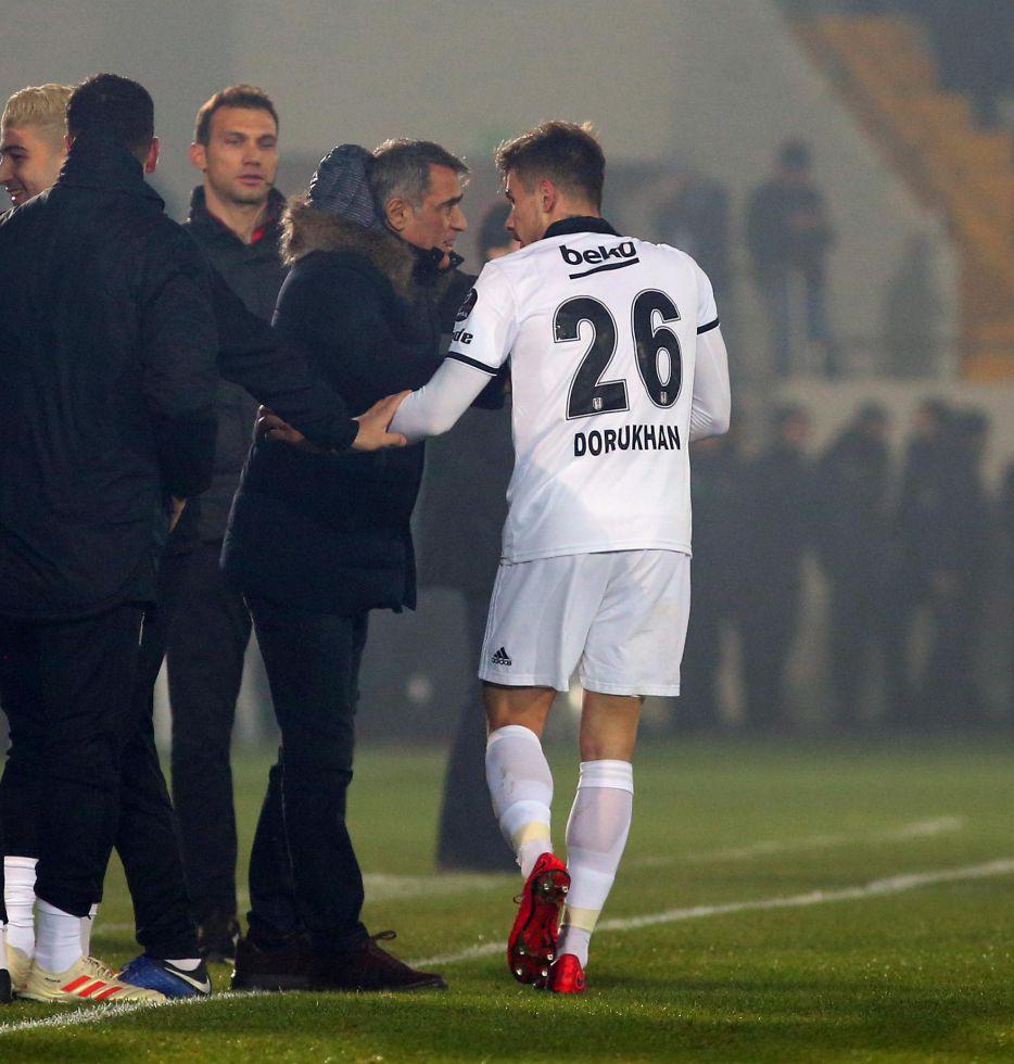 Derbide Beşiktaş'ın beyni Dorukhan Toköz olacak