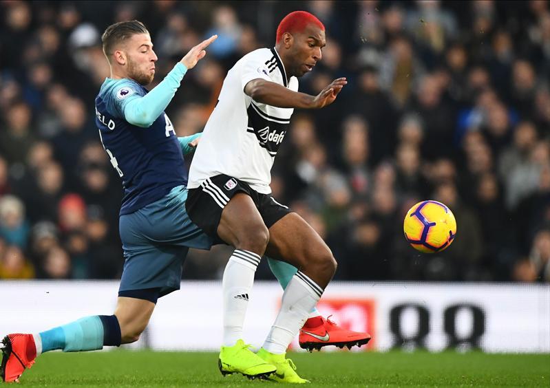 """Babel Fulham'daki ilk maçında İngiliz basınından övgü aldı: """"Fantastik"""""""
