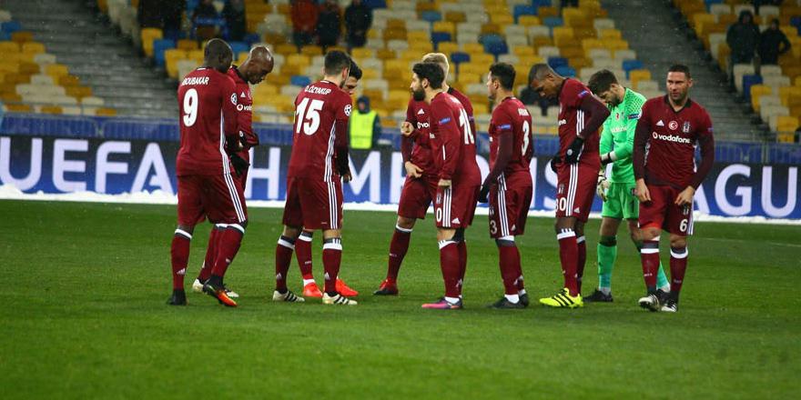 Beşiktaş'ın geliş saati belli oldu