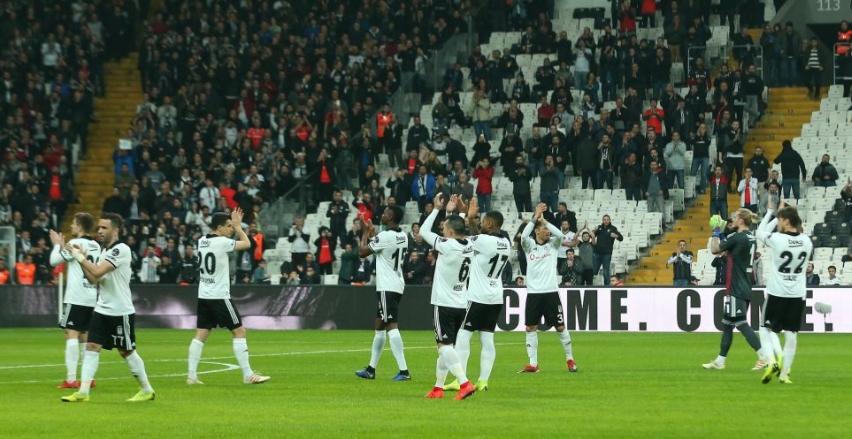 Beşiktaş - Ankaragücü maçına 40 bin Kartal
