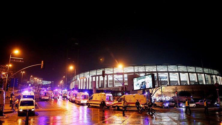 Vodafone Arena'ya düzenlenen saldırının talimatını veren teröristler yakalandı!