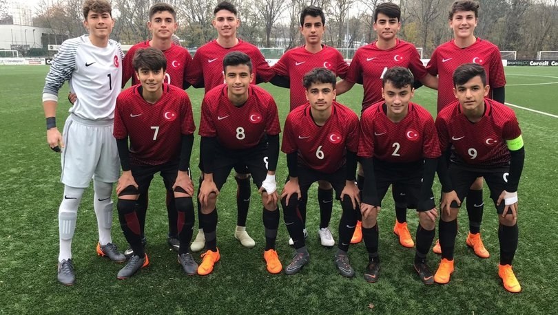 U15 Milli Takımı'nın İtalya maçları aday kadrosu açıklandı! Beşiktaş'tan...
