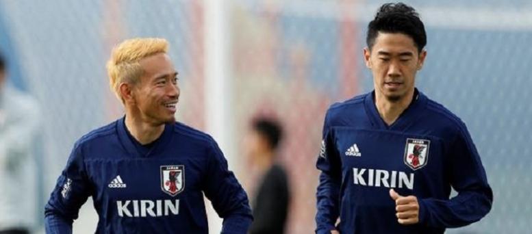 """Nagatomo'dan Kagawa'ya: """"Tekniğini bize de söyle"""""""