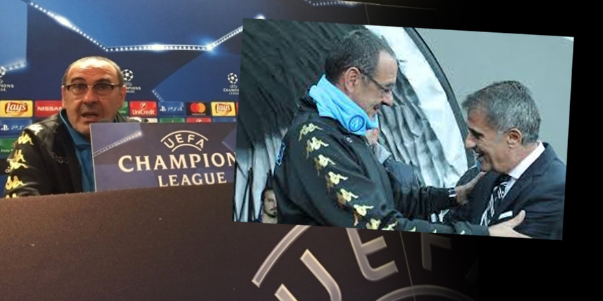 Napoli Teknik Direktörü'nden Beşiktaş itirafı