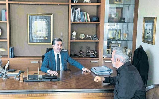 """""""Beşiktaş camiası üzülmesin, endişe etmesin, korkmasın"""""""