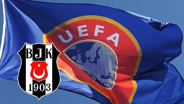 UEFA'dan D.Kiev-Beşiktaş maçıyla ilgili flaş açıklama