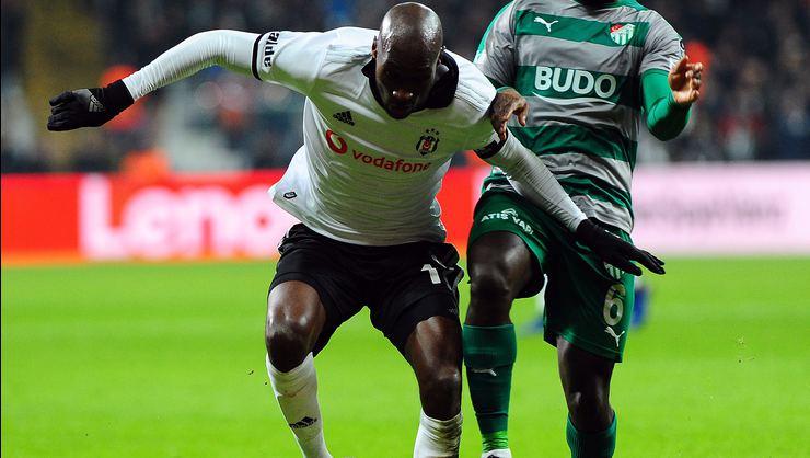 Beşiktaş, Atiba'yla 1 yıl daha uzatıyor