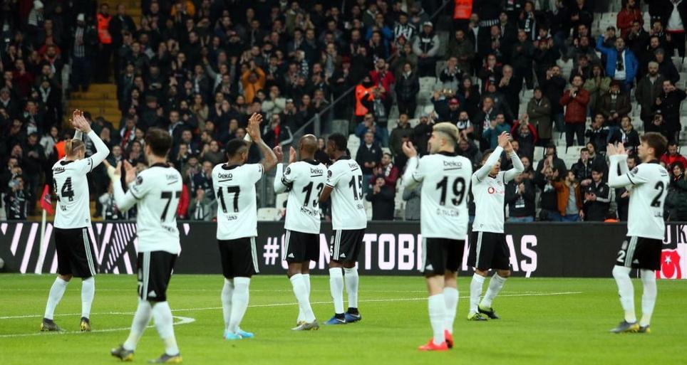 Beşiktaş'ın zorlu dönemeci