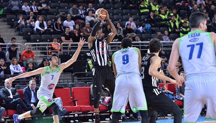 Beşiktaş Sompo Japan yarı finale yükseldi