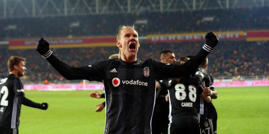 Y.Malatyaspor - Beşiktaş maçı ÖZET İZLE (BJK Malatya maç özeti)