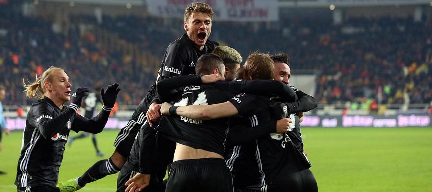 Beşiktaş, bu sezon bir ilki başardı!
